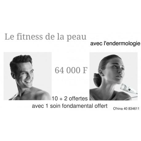Le fitness de la peau, endermologie