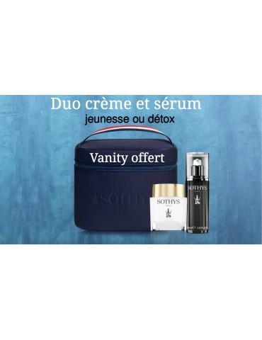 Duo sérum et crème,...