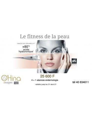 Le fitness de la peau