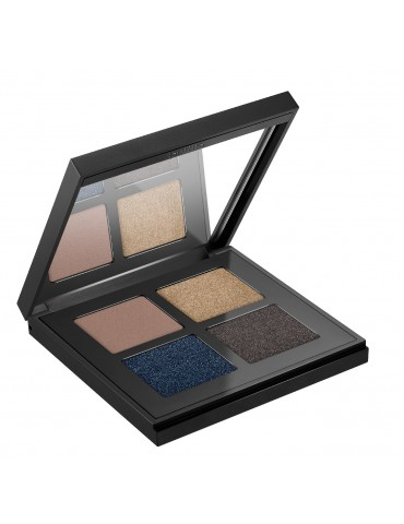 Palette yeux tons smoky