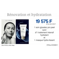 Rénovation et hydratation intense